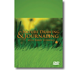 Nature Drawing and Journaling DVD